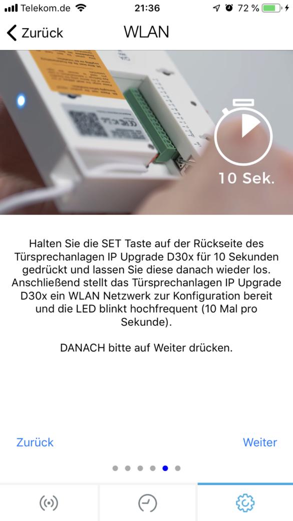 DoorBird D301A - Das IP-Upgrade für analoge Türsprechanlagen im Test 13