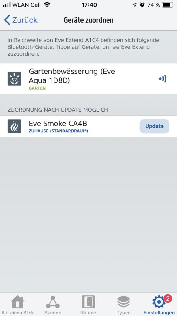 Eve Aqua - Der HomeKit Bewässerungscomputer im Test 23