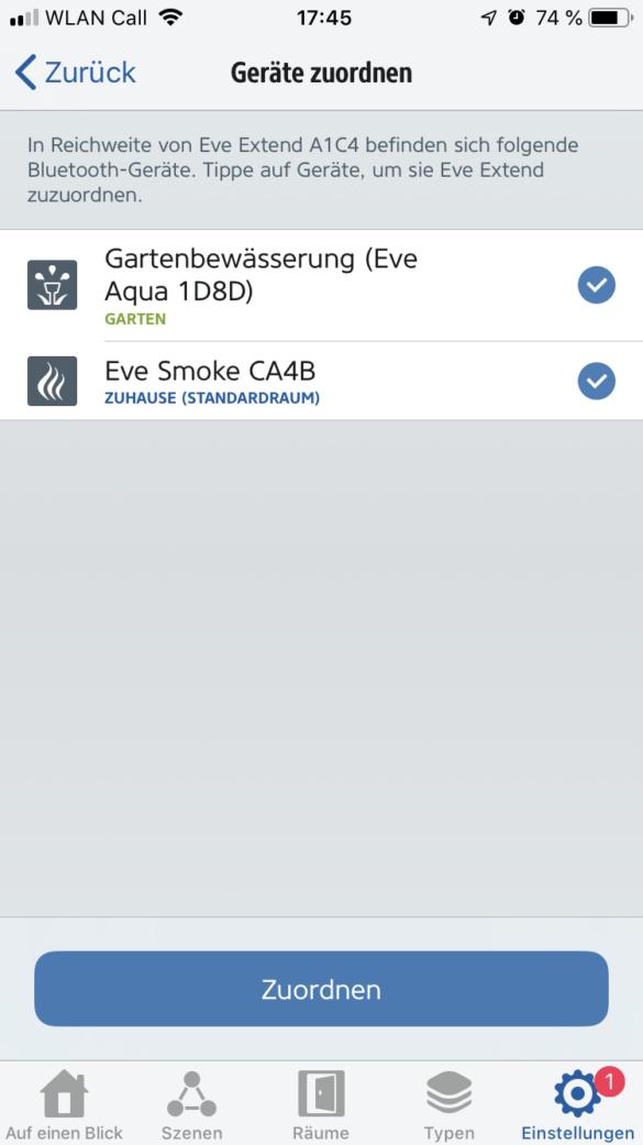 Eve Aqua - Der HomeKit Bewässerungscomputer im Test 24
