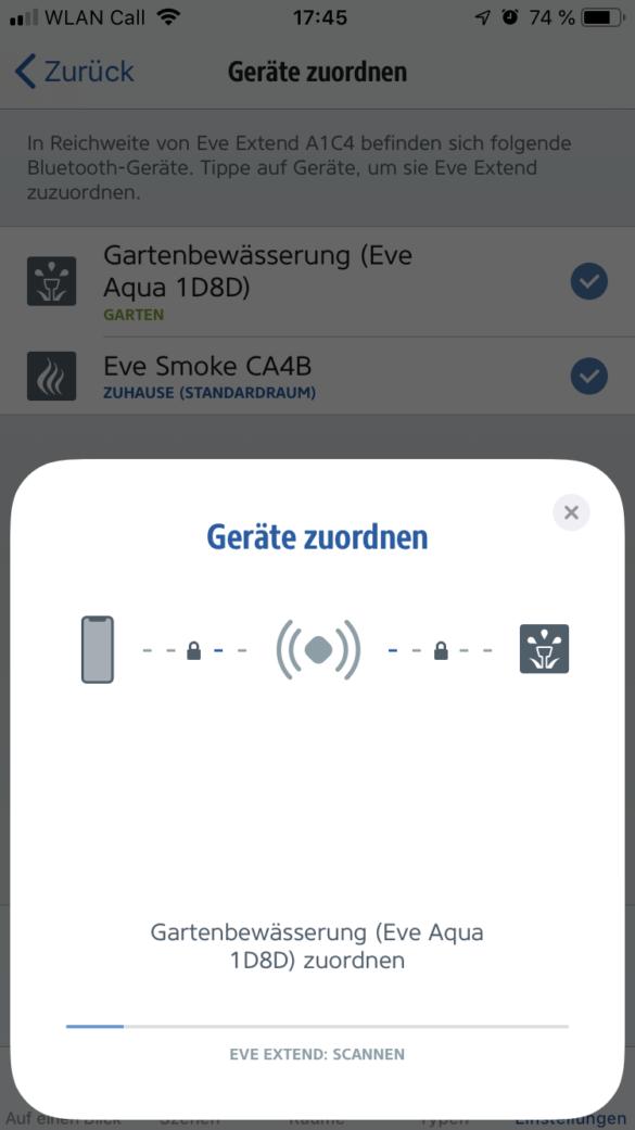 Eve Aqua - Der HomeKit Bewässerungscomputer im Test 26