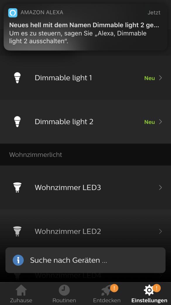 Innr Filament Bulb Vintage & White - Smarte Vintage Glühbirnen im Test 8