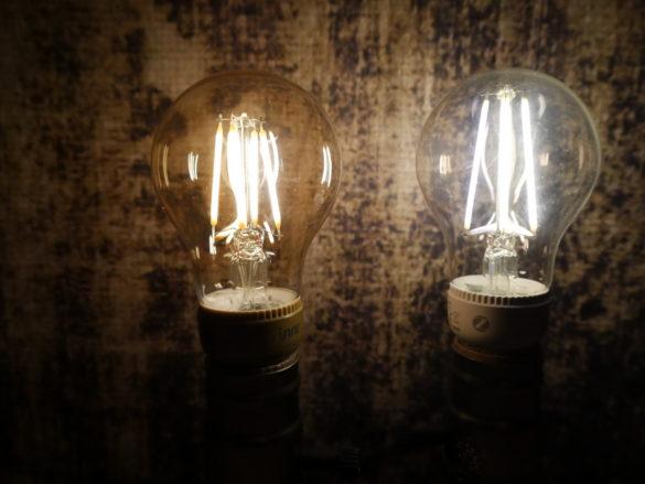 Innr Filament Bulb Vintage & White - Smarte Vintage Glühbirnen im Test 34