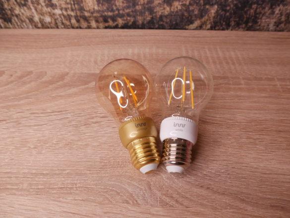 Innr Filament Bulb Vintage & White - Smarte Vintage Glühbirnen im Test 47
