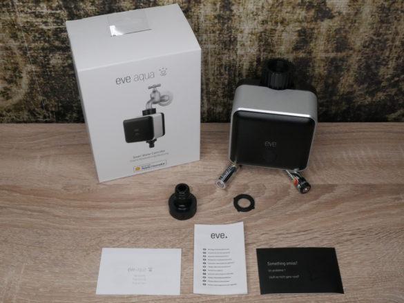 Eve Aqua - Der HomeKit Bewässerungscomputer im Test 30