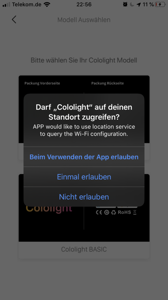 Das Cololight Stone LED-System bei uns im Test 9