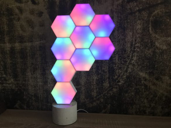 Das Cololight Stone LED-System bei uns im Test 41
