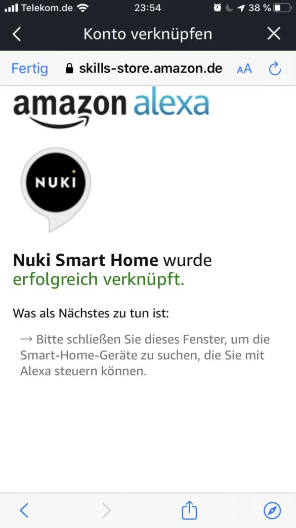 Nuki Opener - Smarter Türöffner für die Gegensprechanlage im Test 39
