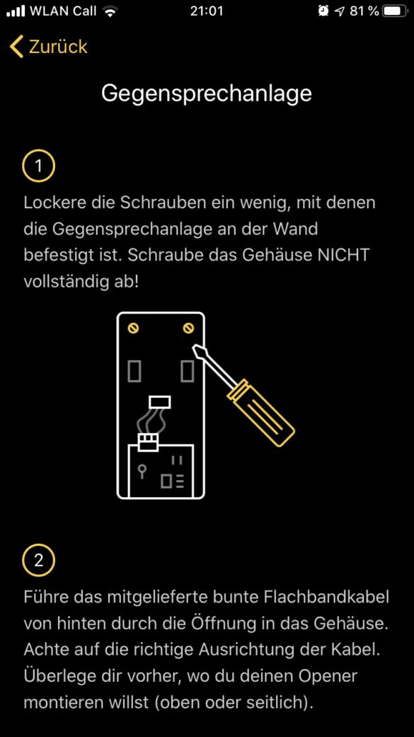 Nuki Opener - Smarter Türöffner für die Gegensprechanlage im Test 31
