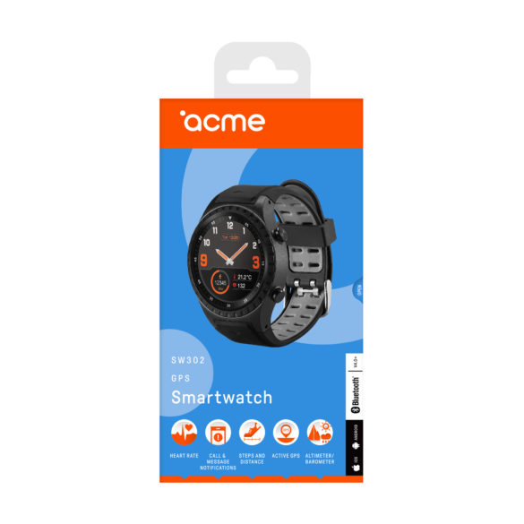 acme SW302 Smartwatch
