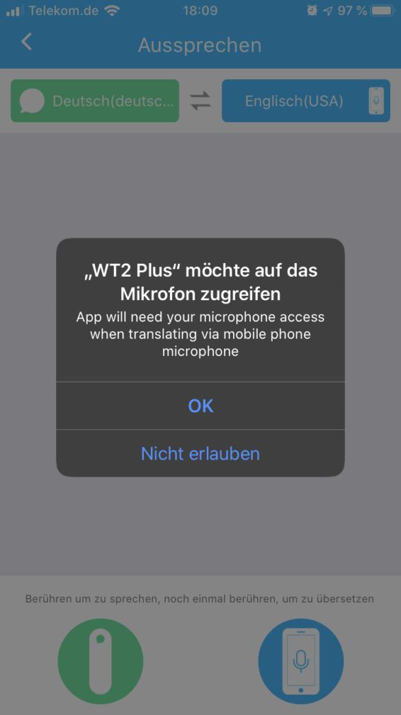 Timekettle WT2 Plus - Der erste Echtzeit-Übersetzer im Test 7