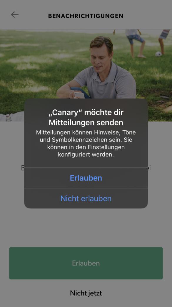 Canary Pro - Die All-in-One Sicherheitslösung im Test 11