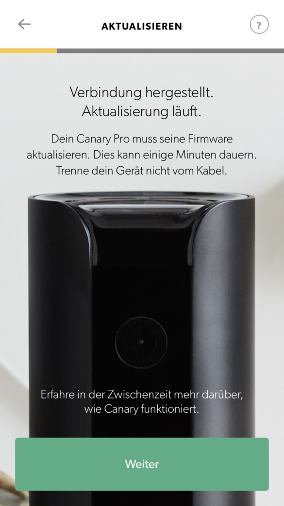 Canary Pro - Die All-in-One Sicherheitslösung im Test 21