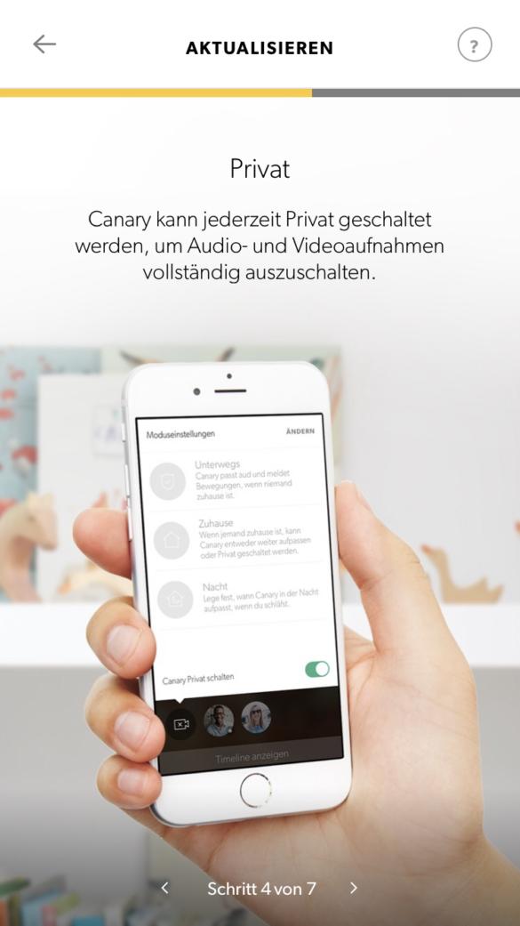 Canary Pro - Die All-in-One Sicherheitslösung im Test 26