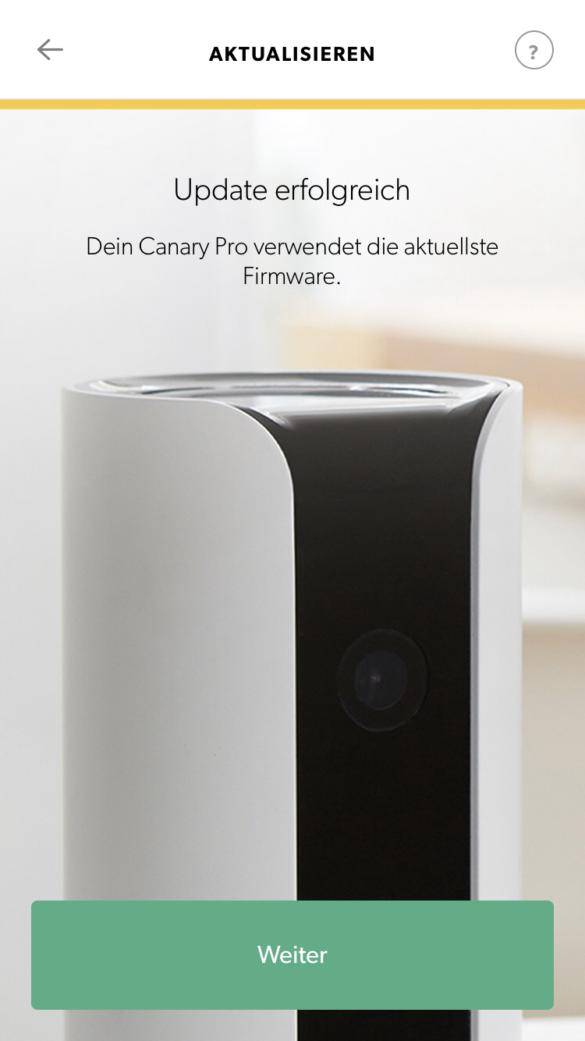 Canary Pro - Die All-in-One Sicherheitslösung im Test 29