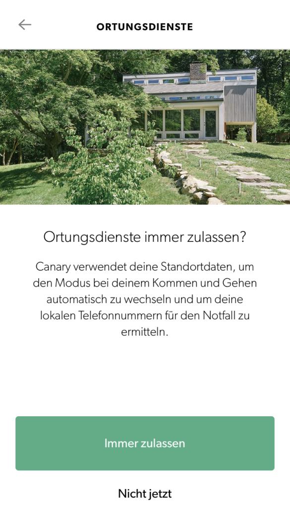 Canary Pro - Die All-in-One Sicherheitslösung im Test 7