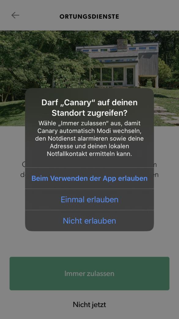 Canary Pro - Die All-in-One Sicherheitslösung im Test 8