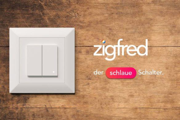 zigfred - Smarter Lichtschalter