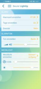Beurer Lichtwecker - WL 75 im Test 1