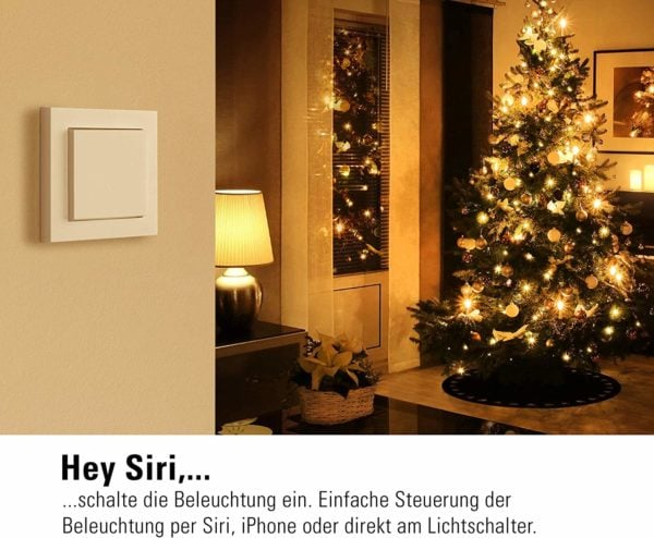 Eve Light Switch - Smarter Lichtschalter 1