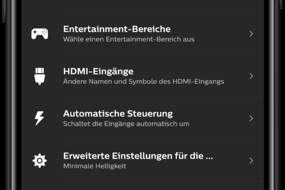 Philips Hue Play HDMI Sync Box erhält zukünftig Sprachsteuerung 2