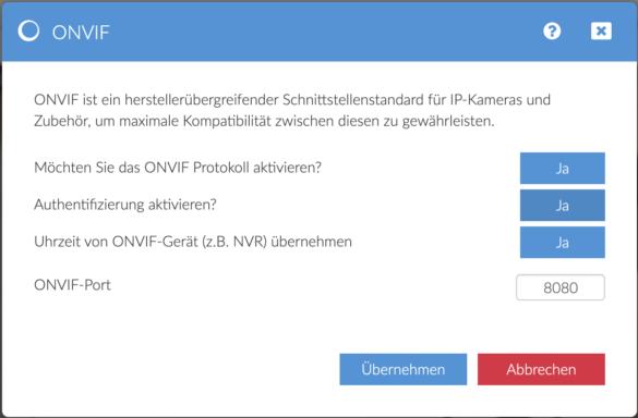 Einrichtung einer INSTAR-Kamera mit der QVR-App von QNAP 11