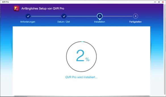 Einrichtung einer INSTAR-Kamera mit der QVR-App von QNAP 15