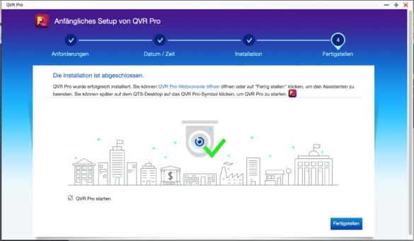 Einrichtung einer INSTAR-Kamera mit der QVR-App von QNAP 16