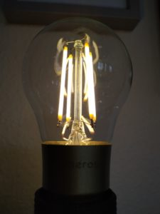 Smart WI-FI LED Bulb Meross MSL100 - im Test 4