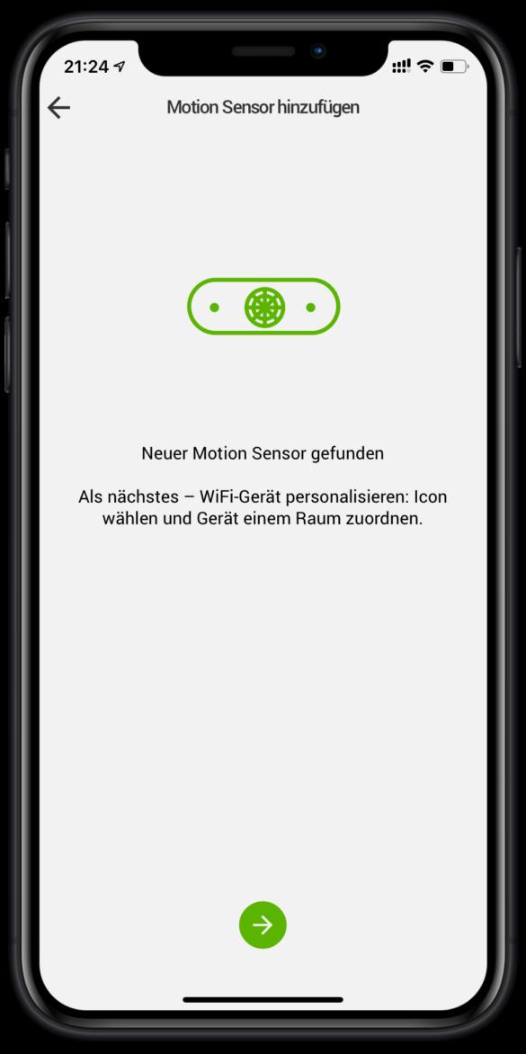 myStrom WiFi Motion Sensor - Der Bewegungsmelder im Test 9