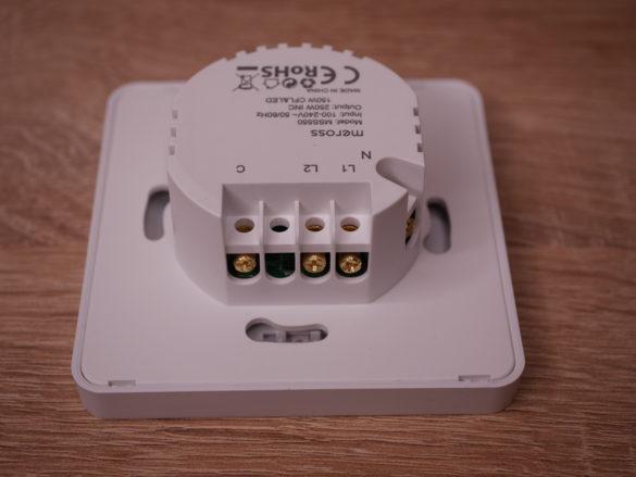 Meross MSS550XEU – Smarter Wechselschalter im Test 20