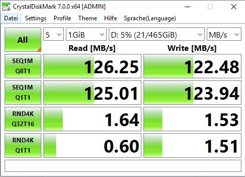 USB 3.0 zu SATA Festplatten-Dockingstationen im Vergleich 11