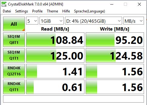 USB 3.0 zu SATA Festplatten-Dockingstationen im Vergleich 18