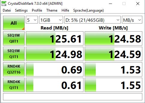 USB 3.0 zu SATA Festplatten-Dockingstationen im Vergleich 38
