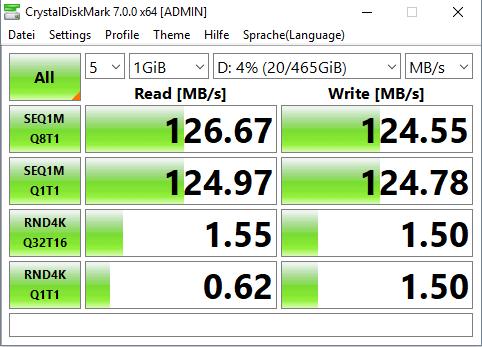USB 3.0 zu SATA Festplatten-Dockingstationen im Vergleich 25