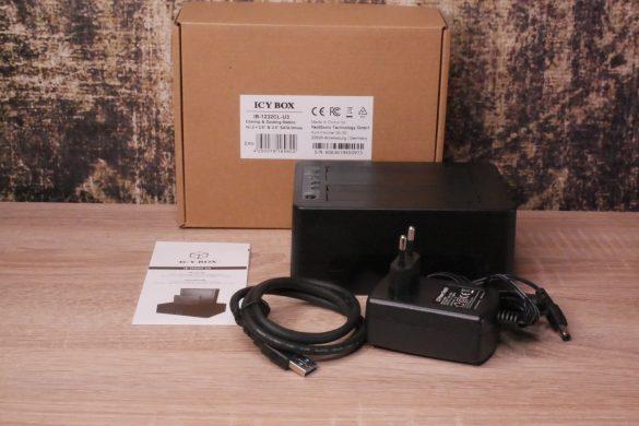 USB 3.0 zu SATA Festplatten-Dockingstationen im Vergleich 39