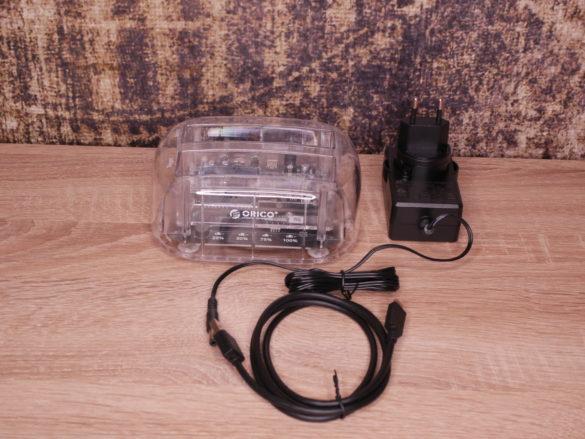 USB 3.0 zu SATA Festplatten-Dockingstationen im Vergleich 5