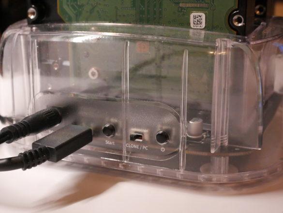 USB 3.0 zu SATA Festplatten-Dockingstationen im Vergleich 7