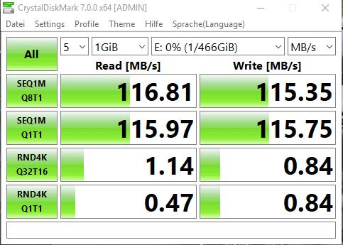 USB 3.0 zu SATA Festplatten-Dockingstationen im Vergleich 44