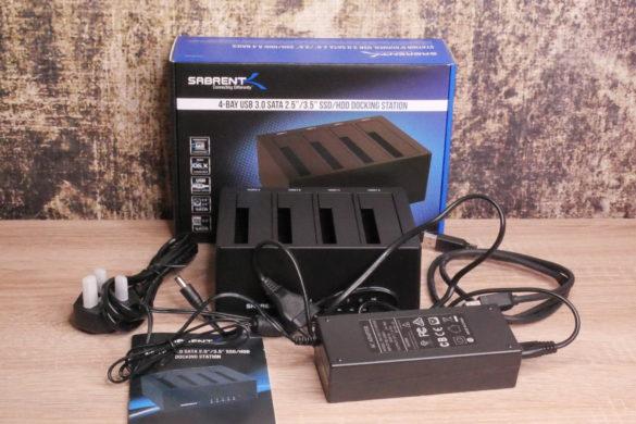USB 3.0 zu SATA Festplatten-Dockingstationen im Vergleich 33