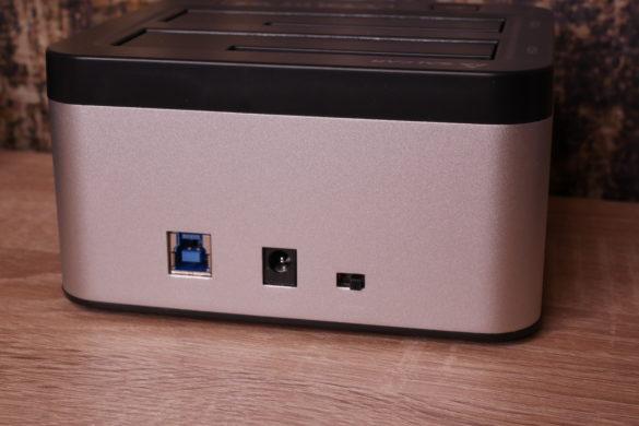 USB 3.0 zu SATA Festplatten-Dockingstationen im Vergleich 28