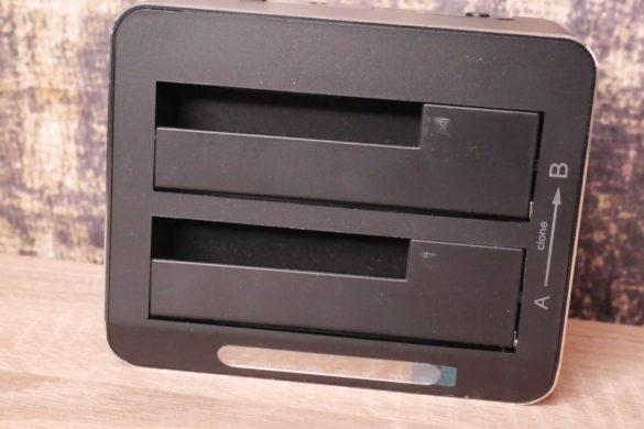 USB 3.0 zu SATA Festplatten-Dockingstationen im Vergleich 29