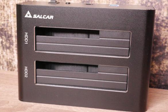USB 3.0 zu SATA Festplatten-Dockingstationen im Vergleich 20