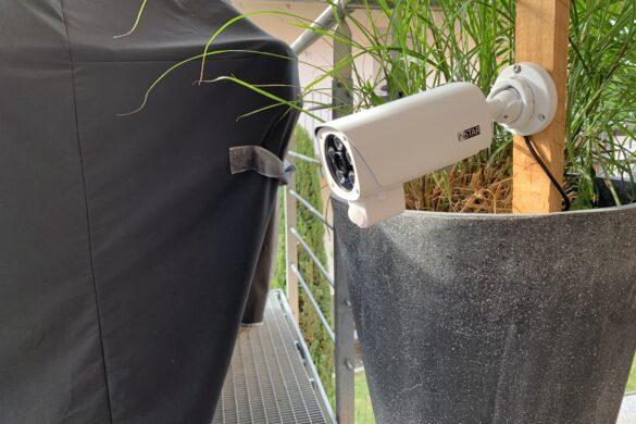 INSTAR IN-9008 Full HD - Die Außenkamera mit PIR im Test 22