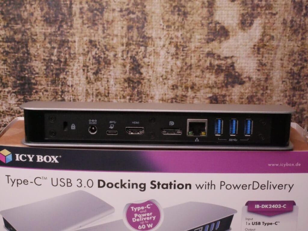 USB-C Dockingstationen im Vergleich 10