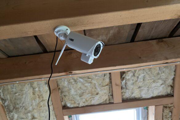 INSTAR IN-9008 Full HD - Die Außenkamera mit PIR im Test 24
