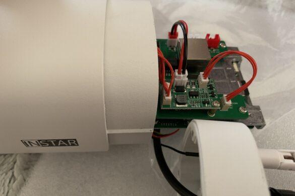 INSTAR IN-9008 Full HD - Die Außenkamera mit PIR im Test 2