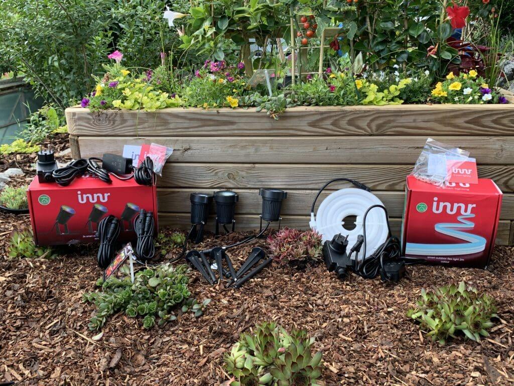 Innr-Outdoor-Produkte