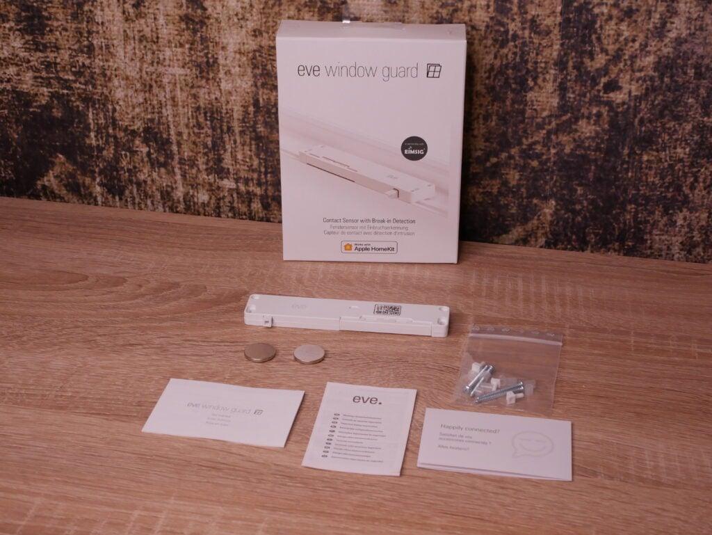 Eve Window Guard - Smarter Fenstersensor mit Einbruchschutz im Test 18