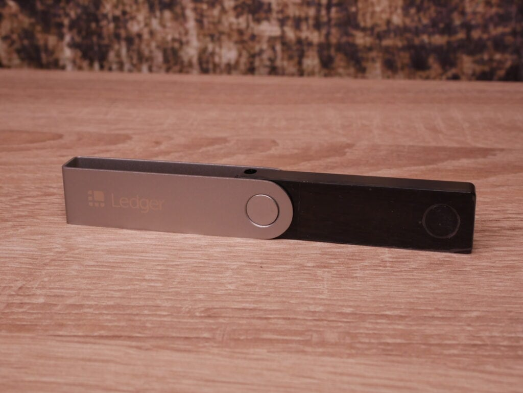 Ledger Nano X im Test 35