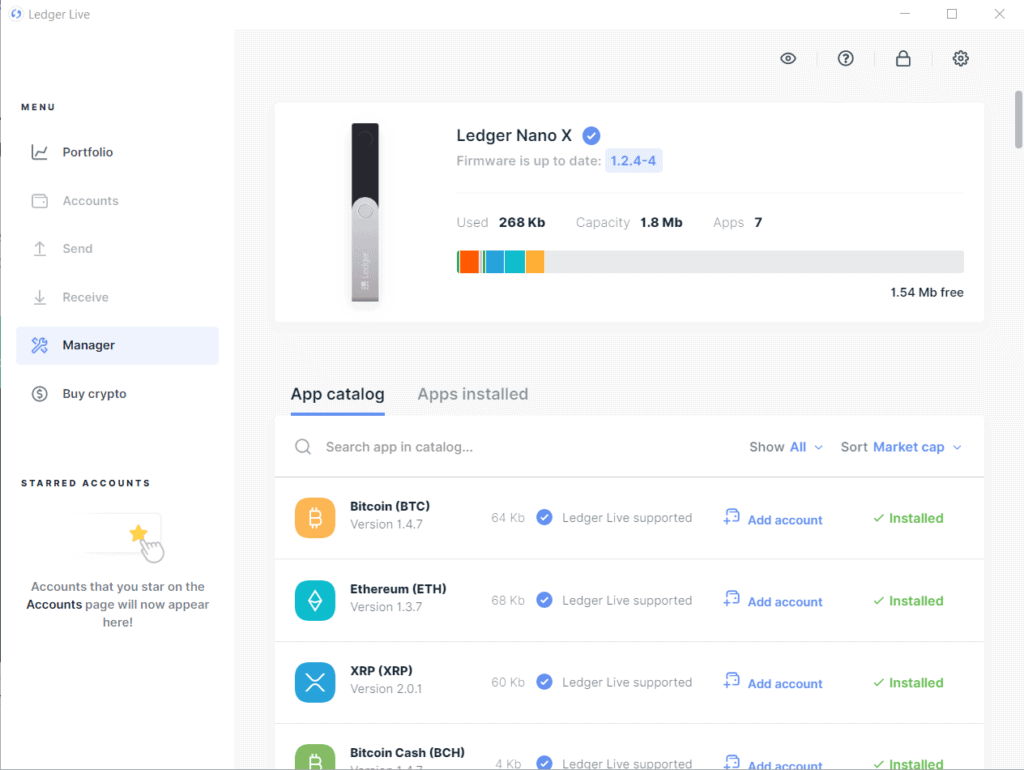 Ledger Nano X im Test 23